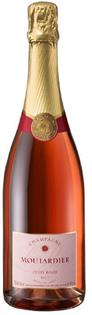 Moutardier Champagne Brut Cuvee Rosee 750ml